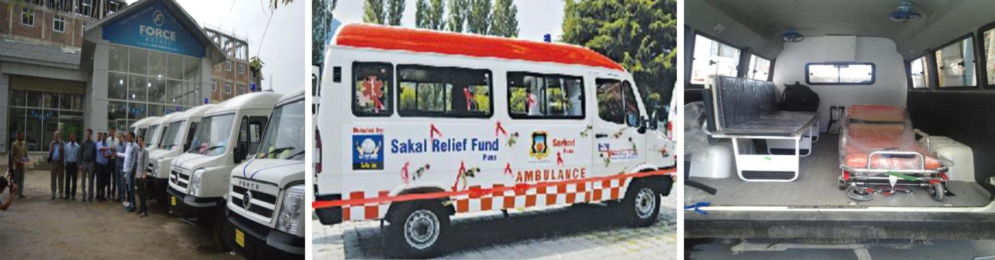 Sakal Relief Fund